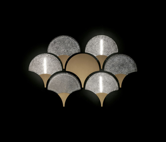 Tuileries by Barovier&Toso | Wall lights