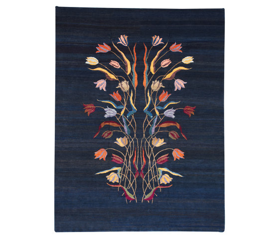 Floral | ID 6392 by Lila Valadan | Rugs