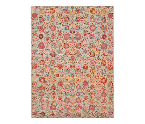 Floral | ID 7134 by Lila Valadan | Rugs