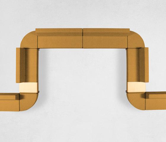 Tetris von Inclass | Sofas