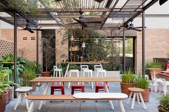 B-Around de RS Barcelona | Tables de repas