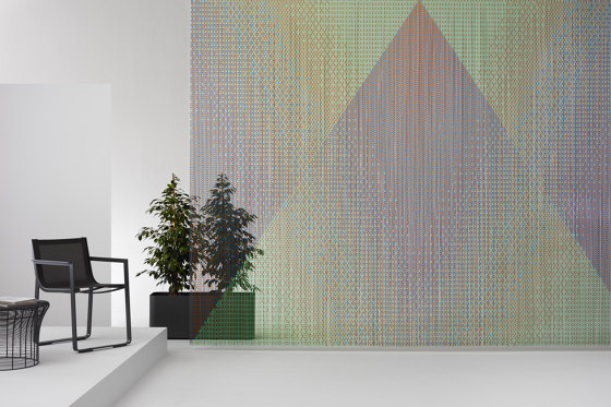 Gradient Collection by Kriskadecor | Metal meshes
