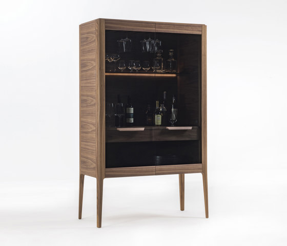 Atlante Bar Piano Legno de Porada | Muebles de bar