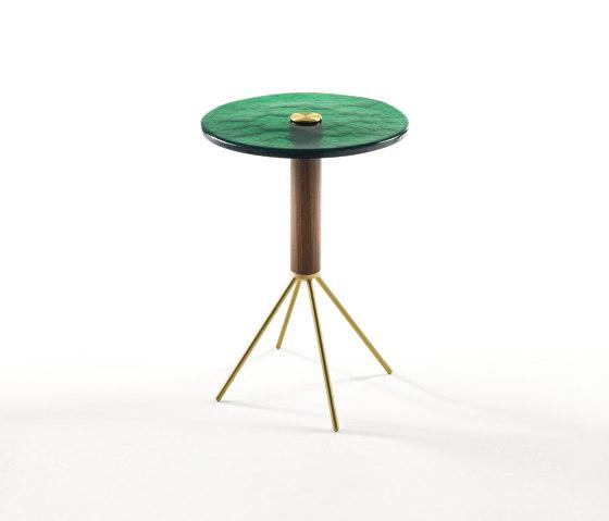 Jelly 55 Tondo Tavolino de Porada | Mesas auxiliares
