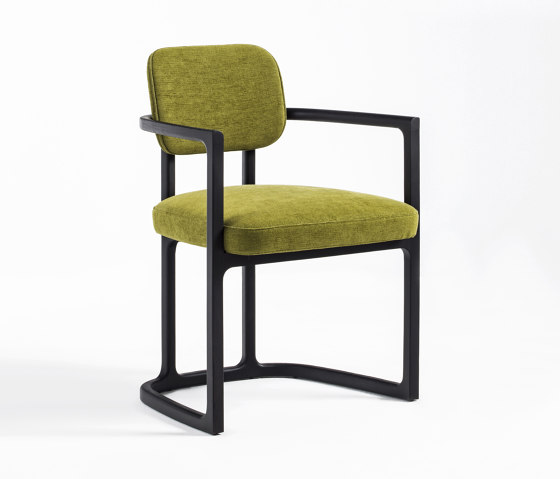 Serena Sedia Con Braccioli von Porada | Stühle
