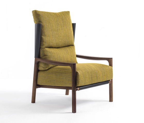 Vera Bergere Poltrona Lounge by Porada | Armchairs