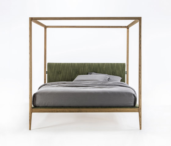 Ziggy Bed 180 Baldacchino by Porada | Beds