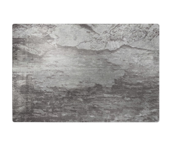 Fortuny | Light Grey Rug by CRISTINA JORGE DE CARVALHO COLLECTIONS | Rugs