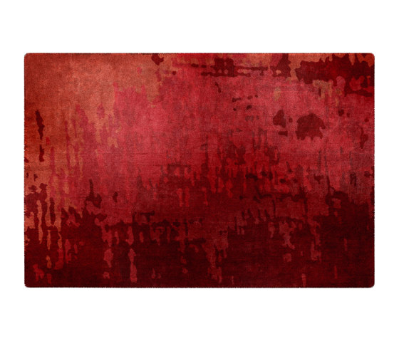 Fortuny | On Fire Rug by CRISTINA JORGE DE CARVALHO COLLECTIONS | Rugs