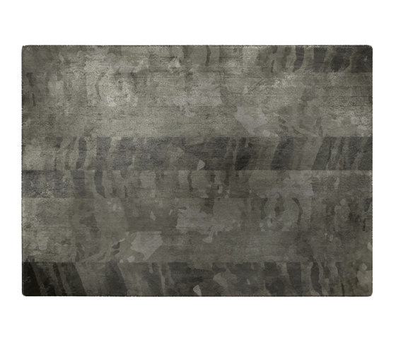 Smoke | Windy Forest Rug by CRISTINA JORGE DE CARVALHO COLLECTIONS | Rugs