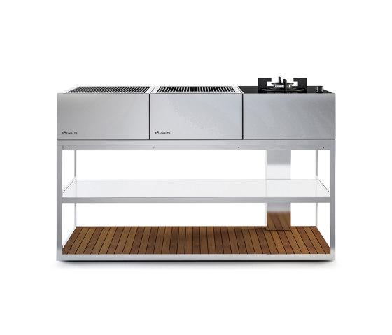 Open Kitchen | 150 Combination de Röshults | Barbacoas