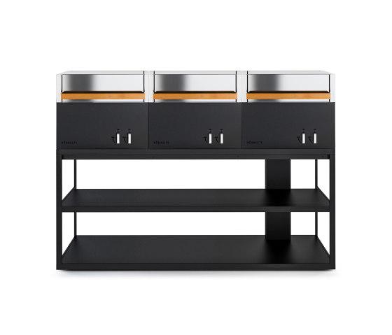 Open Kitchen | 150 Grill de Röshults | Barbacoas