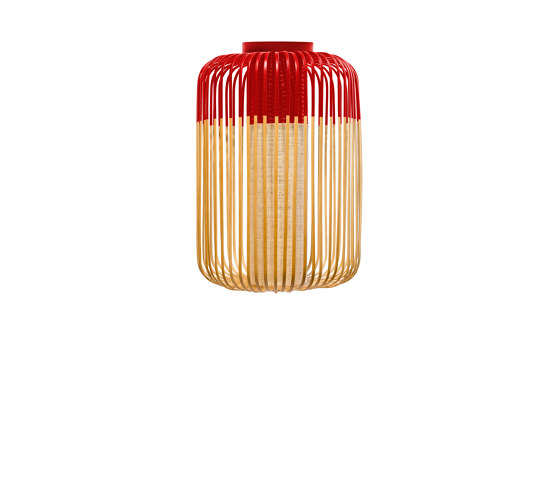Bamboo | Ceiling Lamp | L Red de Forestier | Lámparas de techo