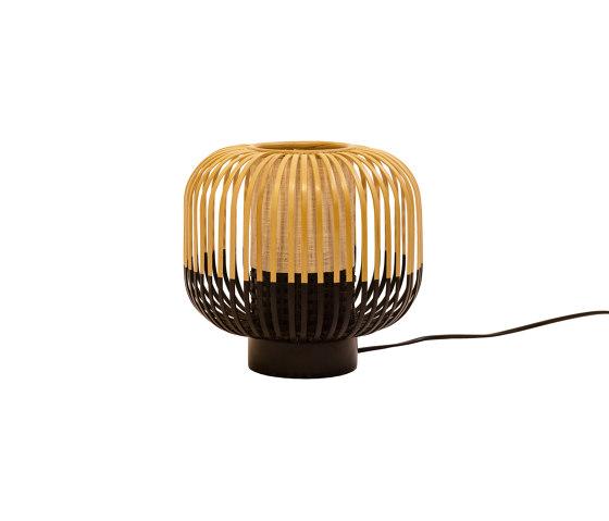 BAMBOO | LAMPE | S noir de Forestier | Luminaires de table