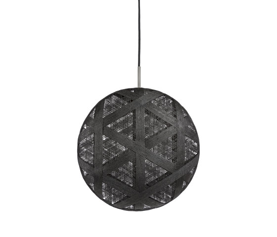 Chanpen | Pendant Lamp | L Black by Forestier | Suspended lights
