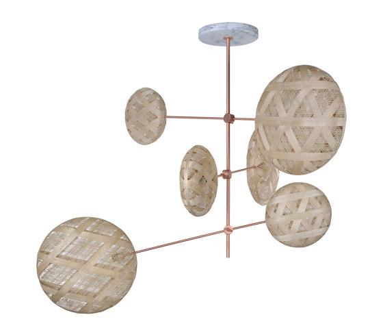 Chanpen | Pendant Lamp | L Copper von Forestier | Pendelleuchten