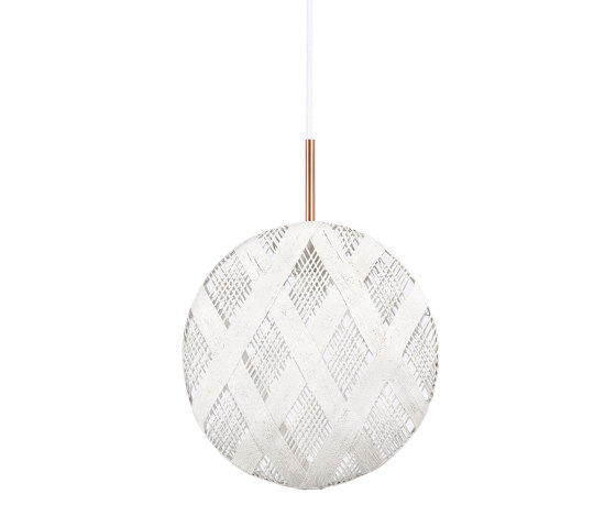 Chanpen | Pendant Lamp | M White by Forestier | Suspended lights