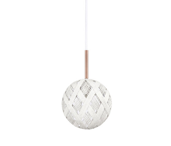 Chanpen   Pendant Lamp   XS White by Forestier   Suspended lights