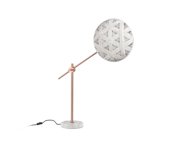 Chanpen | Table Lamp | M Copper/White by Forestier | Table lights