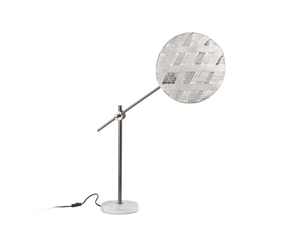 Chanpen   Table Lamp   M Metal/White by Forestier   Table lights