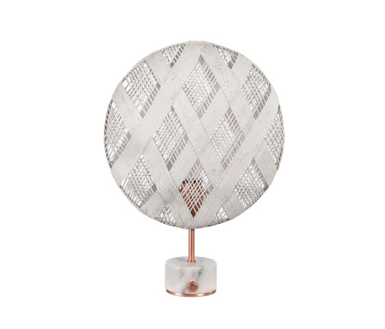 Chanpen   Table Lamp   S Copper/White by Forestier   Table lights