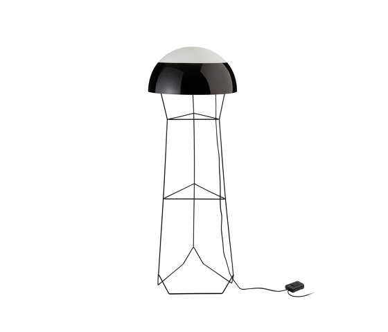 Dom | Floor Lamp | Black von Forestier | Standleuchten