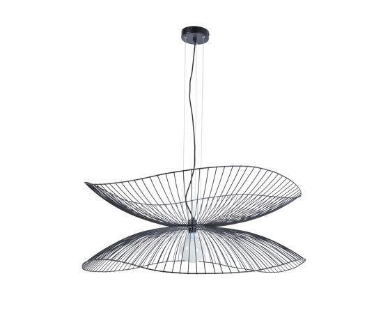 Libellule | Pendant Lamp | L Black by Forestier | Suspended lights
