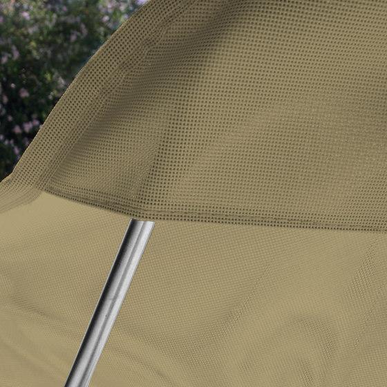 Hardoy Butterfly Chair OUTDOOR Batyline khaki von Weinbaums | Sessel