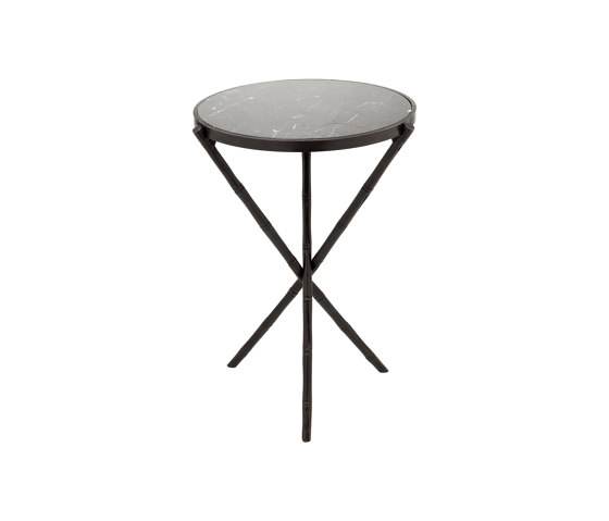Bamboo | Bamboo stalks table small de Il Bronzetto - Brass Brothers & Co | Mesas auxiliares