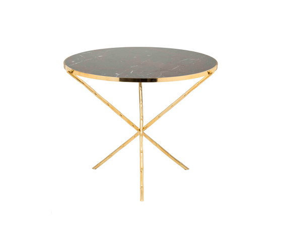 Bamboo   Bamboo stalks table large by Il Bronzetto - Brass Brothers & Co   Side tables
