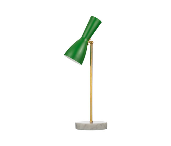 Wormhole | Vintage Table lamp de Il Bronzetto - Brass Brothers & Co | Luminaires de table