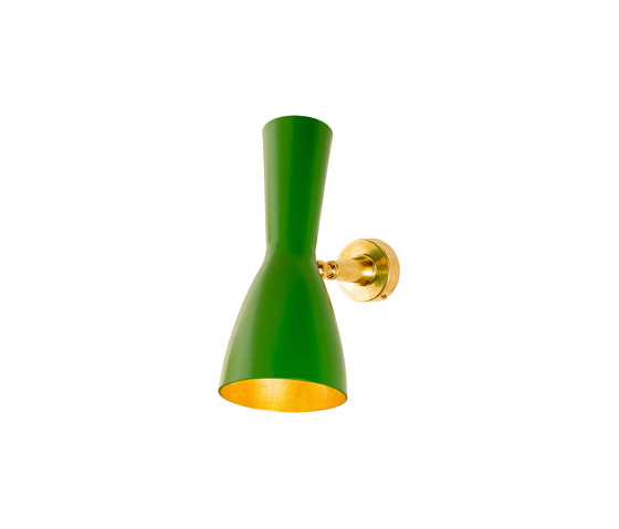 Wormhole | Vintage Wall light de Il Bronzetto - Brass Brothers & Co | Appliques murales