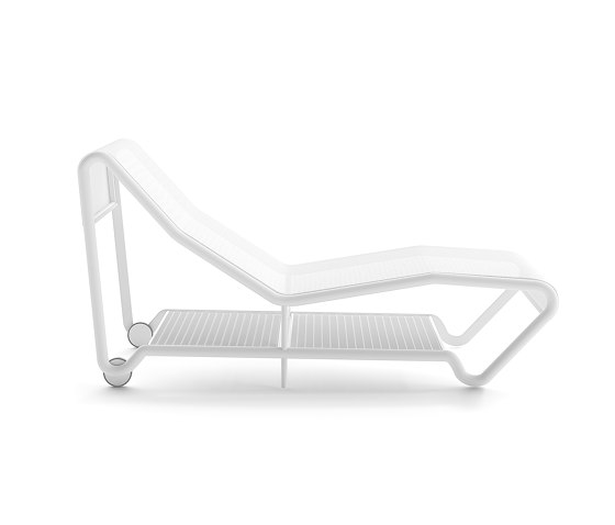 Wind Chaise Longue by Atmosphera   Sun loungers