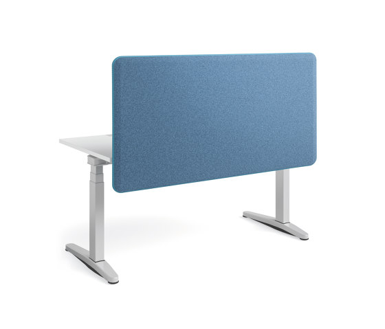 Divisio Acoustic Screen by Steelcase | Table accessories