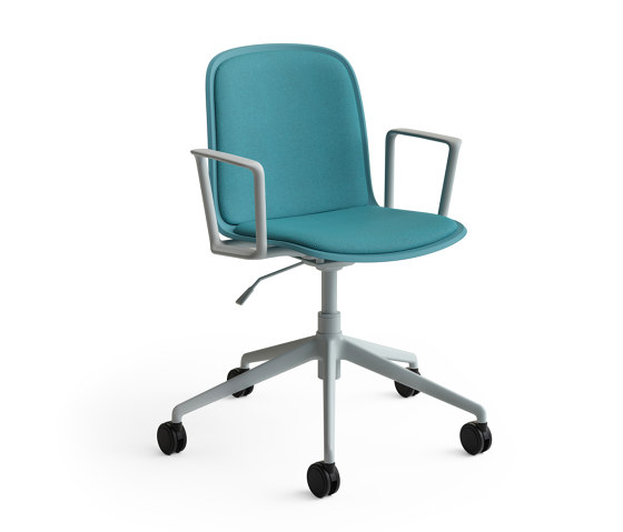 Cavatina Conference Castors Height Adjustable by Steelcase | Chairs