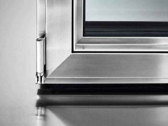 EBE 85 by Secco Sistemi | Patio doors