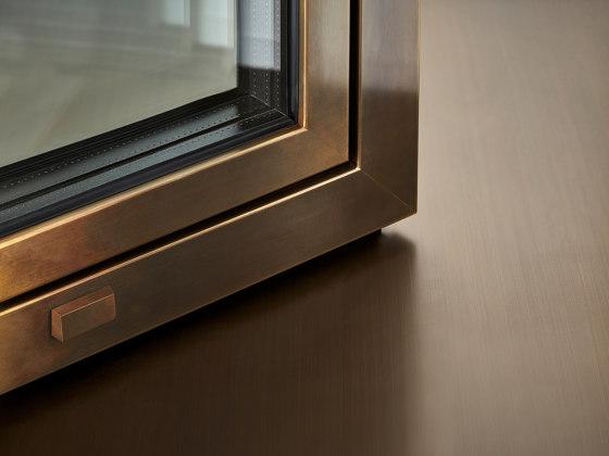 EBE 85 by Secco Sistemi   Patio doors