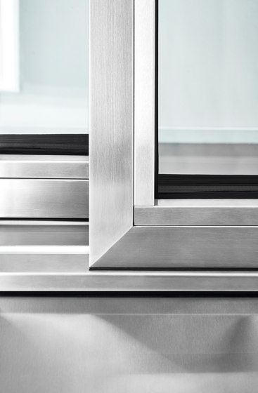 EBE 85 AS by Secco Sistemi   Patio doors