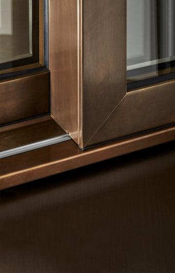 EBE 85 AS de Secco Sistemi | Puertas patio