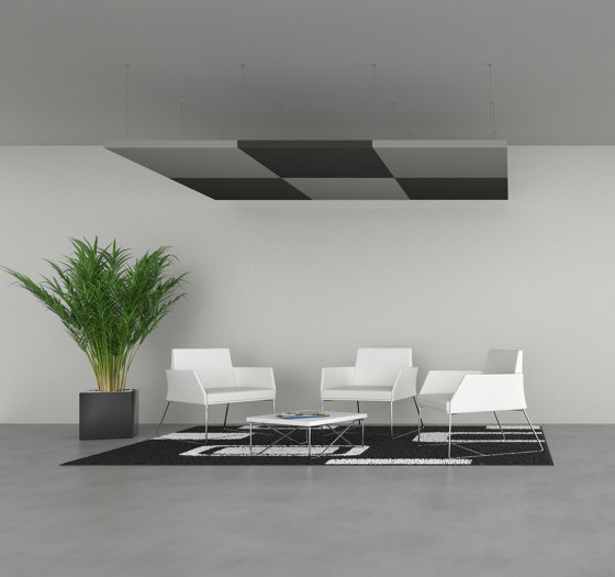 Nuvola di Caruso Acoustic by Lamm | Pannelli soffitto
