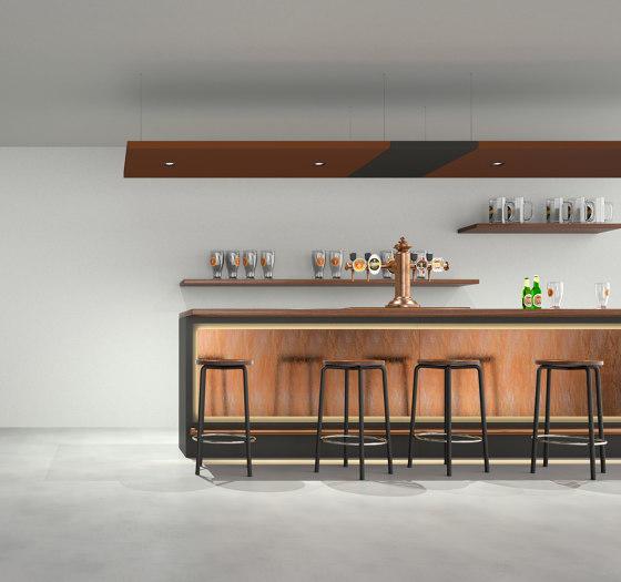 Nuvola de Caruso Acoustic by Lamm | Paneles de techo