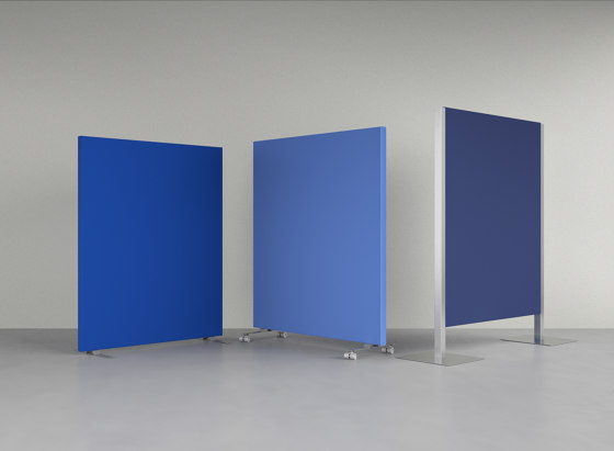 D-Space by Caruso Acoustic by Lamm   Space dividing systems