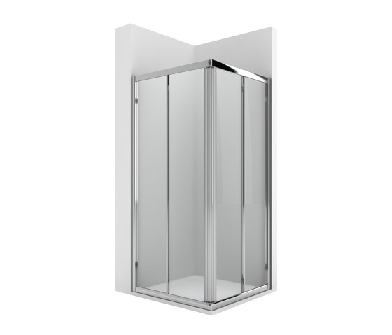 Victoria | 2L2 by ROCA | Shower screens