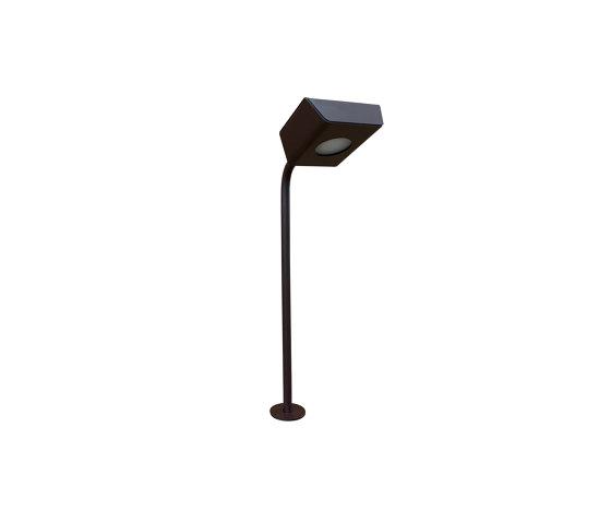 LED pathway light | pathway light KOKON by LYX Luminaires | Outdoor floor-mounted lights