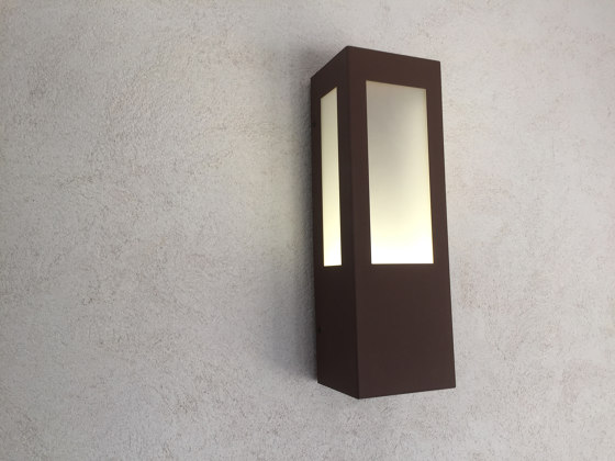 LED wall lamp | AP 011 by LYX Luminaires | Outdoor wall lights