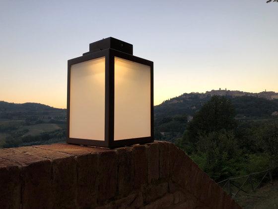 Lanterne SOLAIRE | LAS 400 de LYX Luminaires | Éclairage sol extérieur
