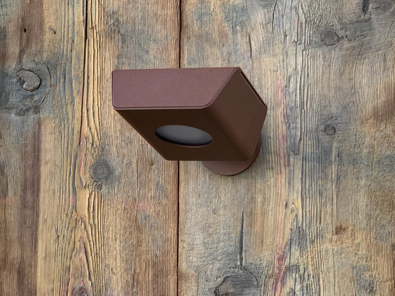 LED wal lamp | wall lamp KOKON by LYX Luminaires | Outdoor wall lights