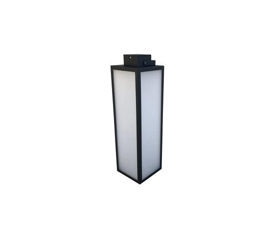 SOLAR lantern | LAS 900 by LYX Luminaires | Outdoor floor lights
