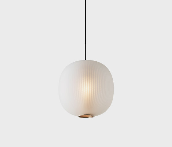 Bloom Pendant Large - White de Resident | Suspensions