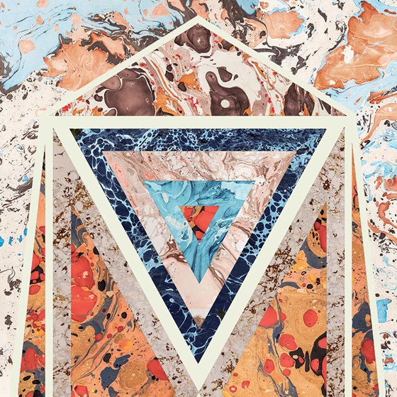 Araldica | Blasone Corallo by FLORIM | Ceramic panels